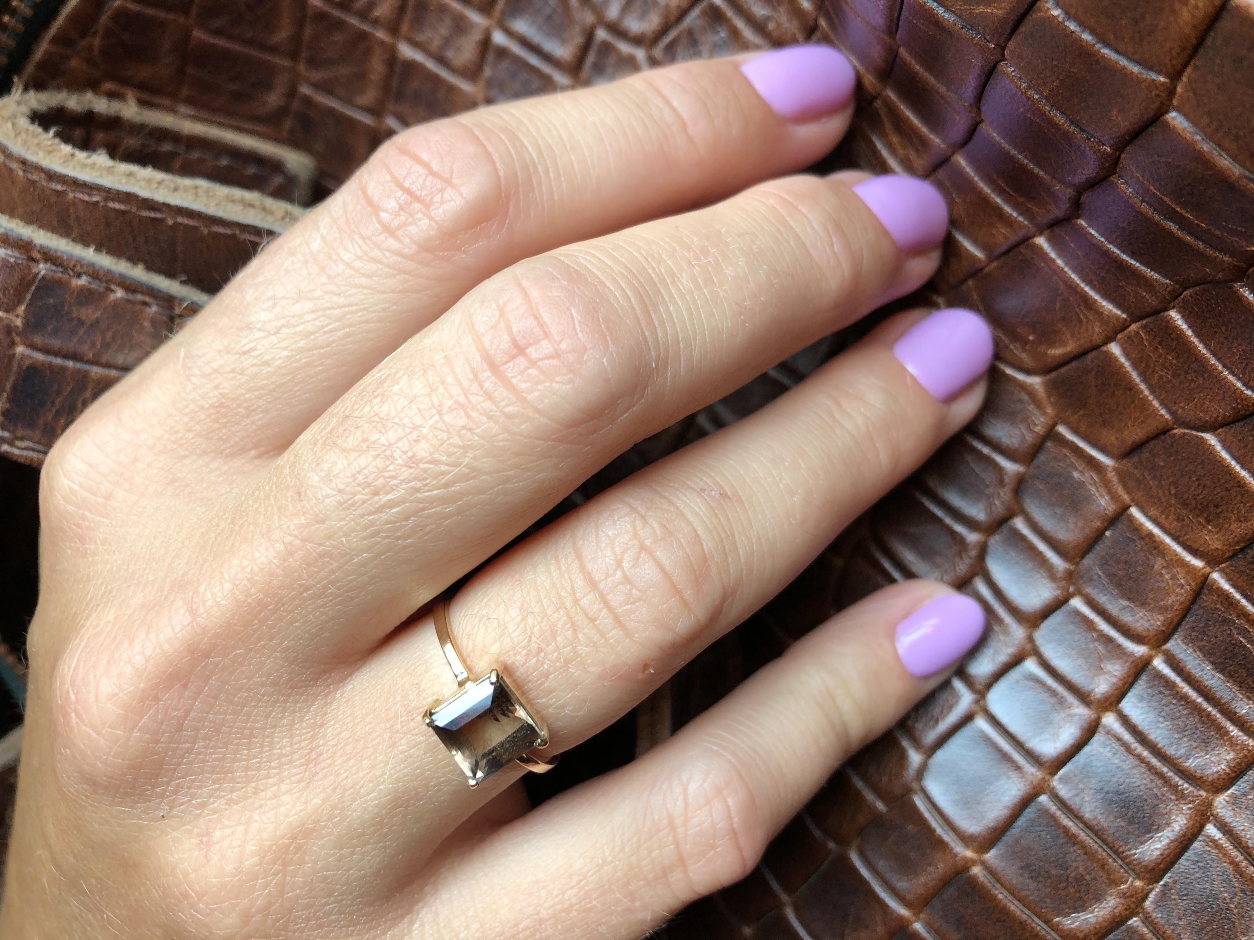 pierścionek Mana
