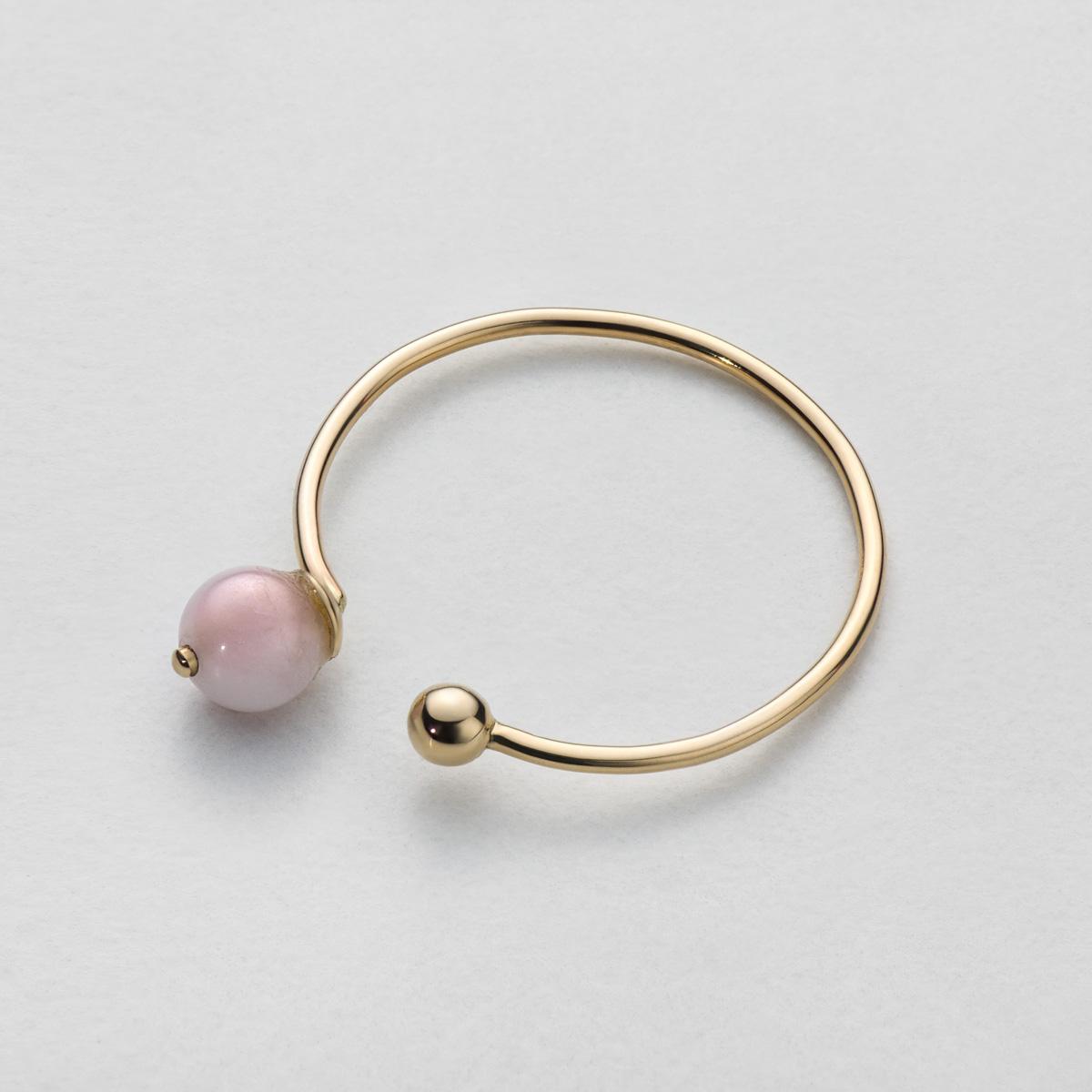 pierścionek pink