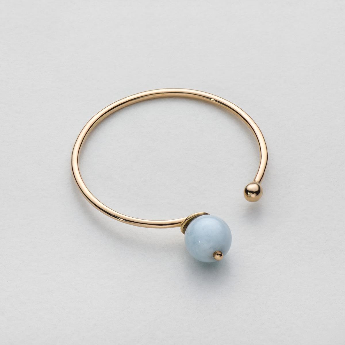 pierścionek blue