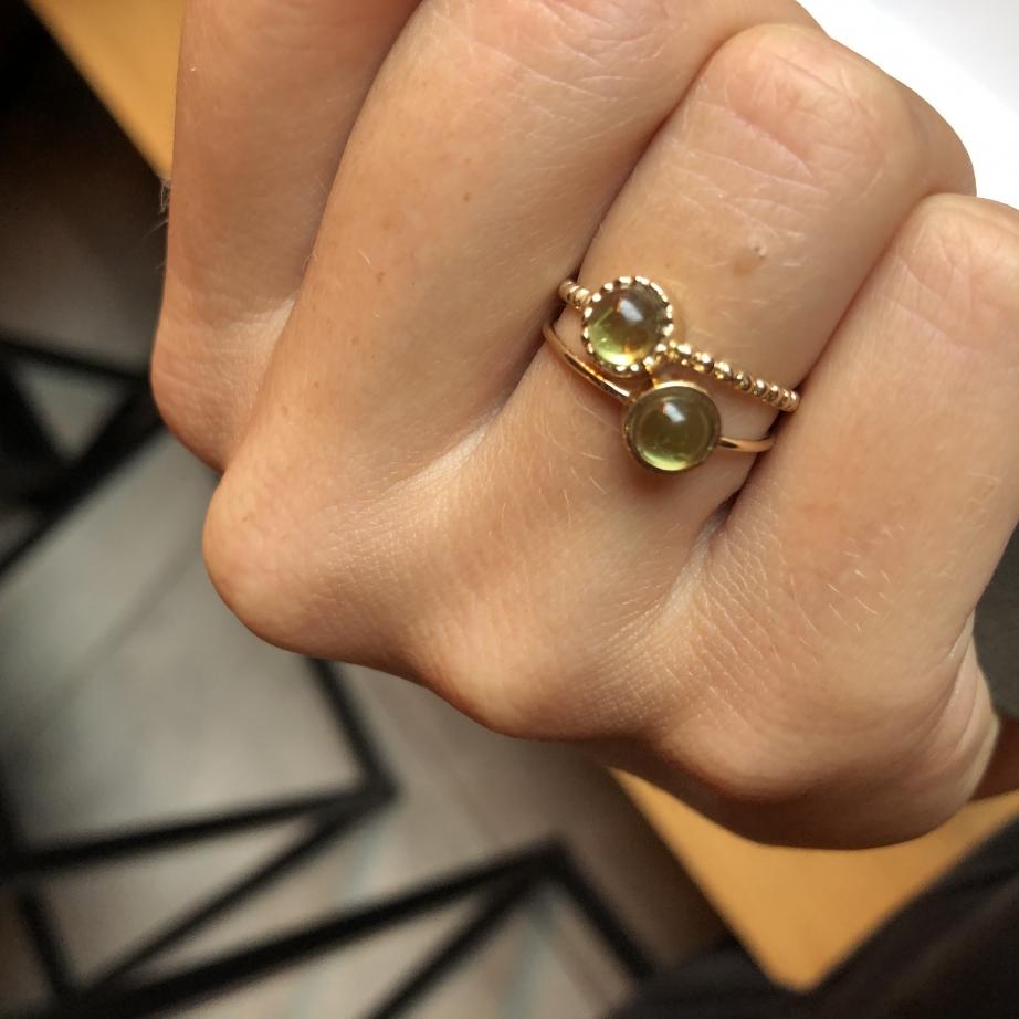 pierścionek Ollie