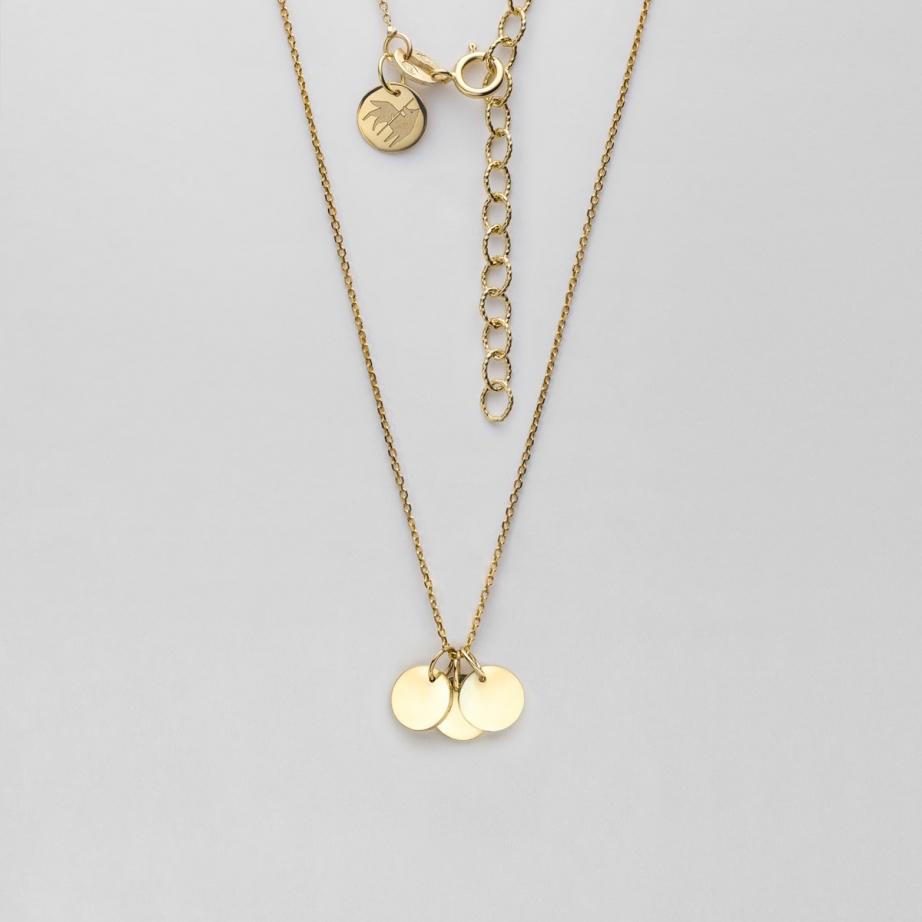 gypsy three necklace