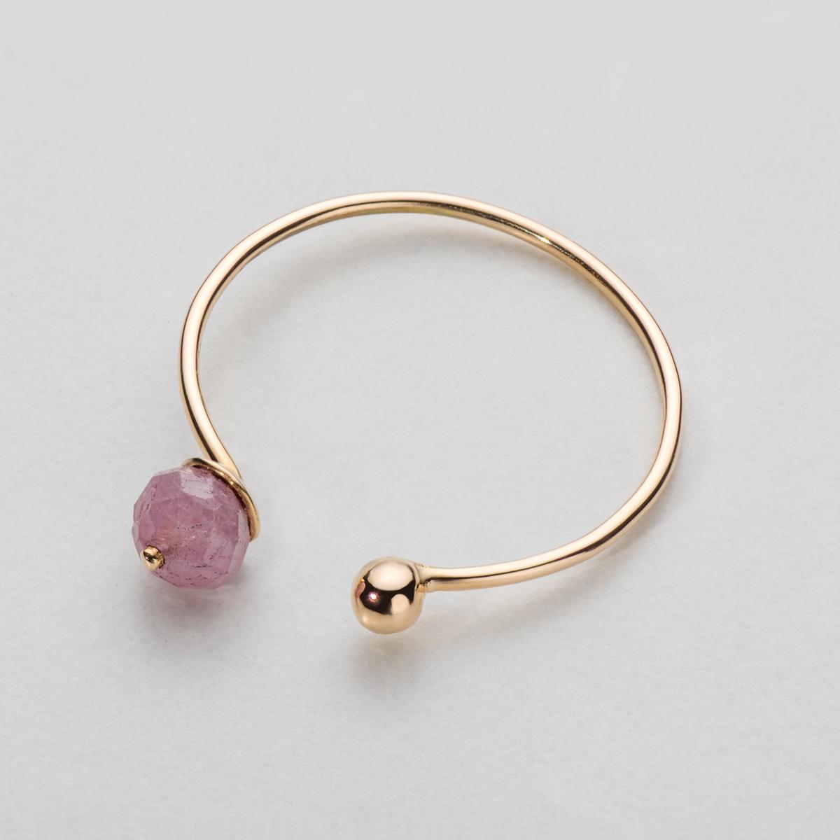 pierścionek rara rubi light