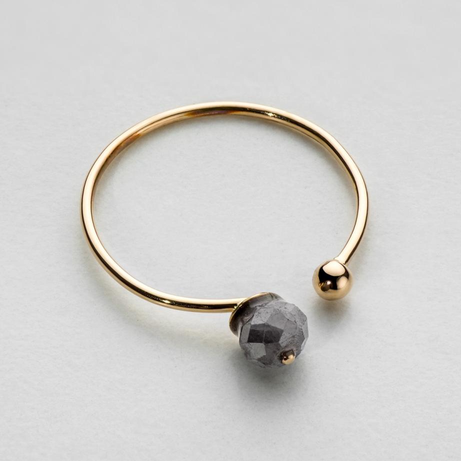 pierścionek rara zafi grey